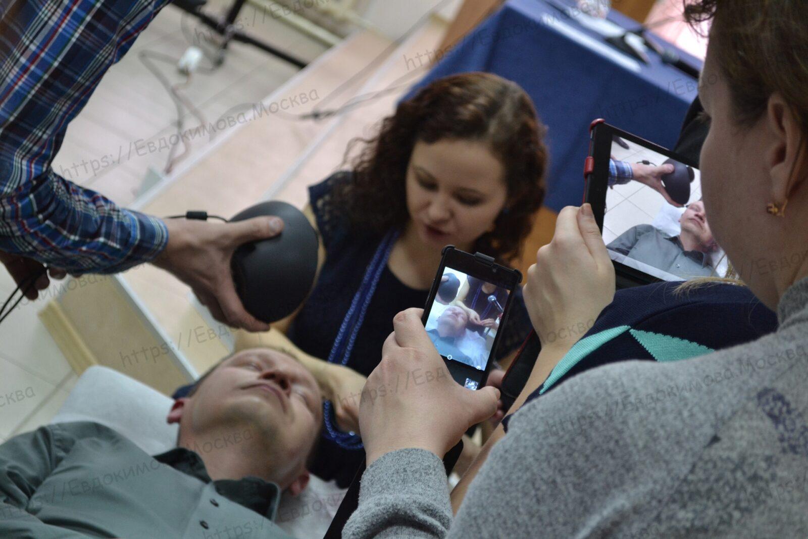 Апрель 2015 г. Конференция для докторов рефлексотерапевтов в г.Самара-8