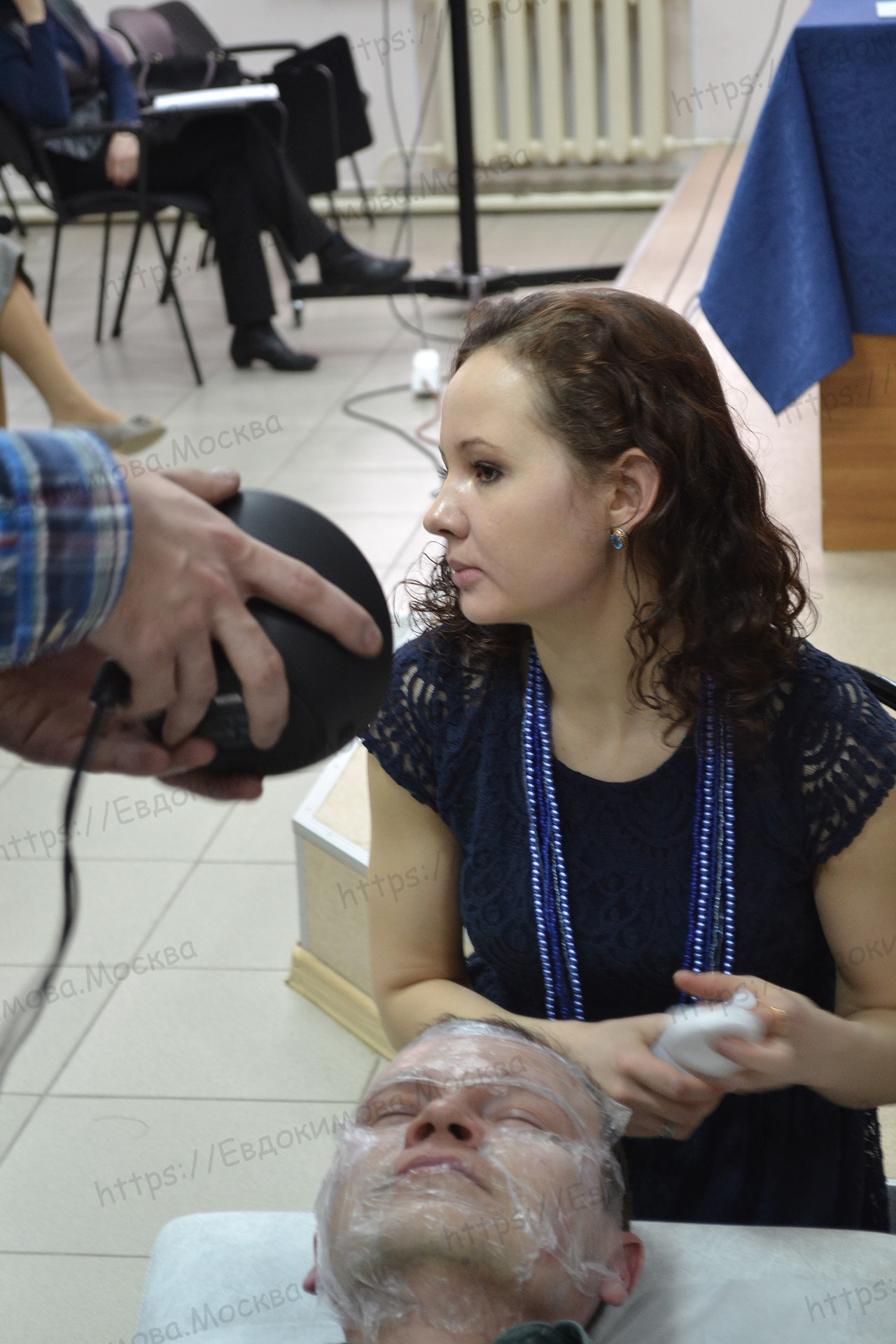 Апрель 2015 г. Конференция для докторов рефлексотерапевтов в г.Самара-9